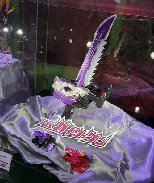 騎士竜戦隊リュウソウジャー「DXガイソーケン」が9月下旬発売