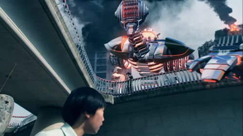 『劇場版 仮面ライダージオウ Over Quartzer』の本編映像