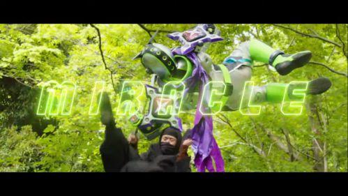 『劇場版 仮面ライダージオウ Over Quartzer』主題歌特別映像