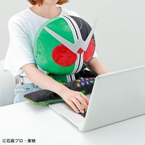 PCクッション 仮面ライダーW