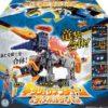 騎士竜戦隊リュウソウジャー ミニプラ 騎士竜合体シリーズ03 キシリュウネプチューン&ディメボルケーノ