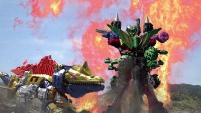 『騎士竜戦隊リュウソウジャー』第17話「囚われの猛者」