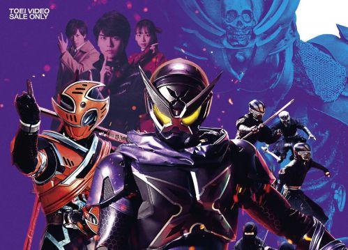 仮面ライダージオウ スピンオフ RIDER TIME 仮面ライダーシノビ Blu-ray・DVD