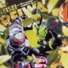 仮面ライダーゼロワン「ガンバライジング バーストライズ1弾」CPカード・クロスオーバースピリット全3種は昭和→平成→令和!
