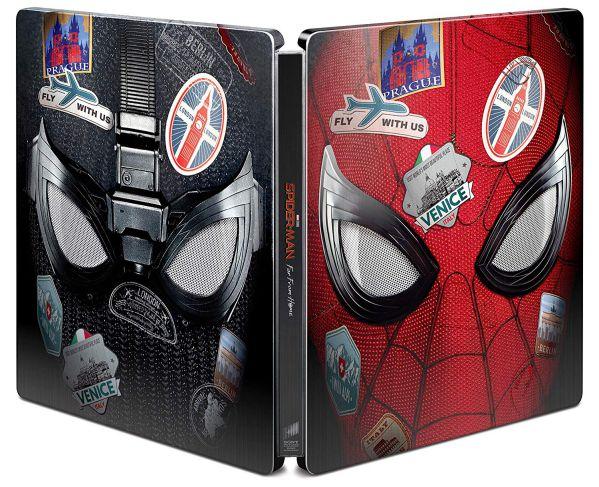 『スパイダーマン:ファー・フロム・ホーム』Blu-ray・DVDが12月4日発売