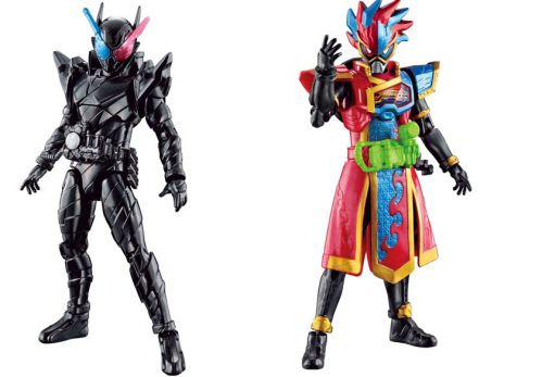 「RKF レジェンドライダー」仮面ライダーパラドクス パーフェクトノックアウトとビルド ラビットタンクハザードが8/24発売!