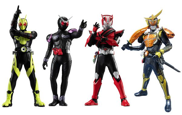 HG仮面ライダー NEW EDITION Vol.01