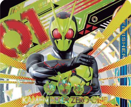 仮面ライダーゼロワン「ガンバライジング バーストライズ1弾」CPカード・ライダーズインパクト0123 全9種が明らかに!