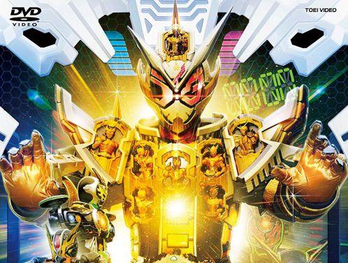 仮面ライダージオウ Blu-ray COLLECTION 4(完)
