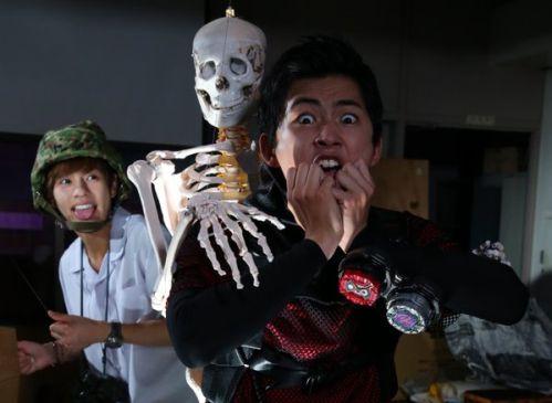 『仮面ライダージオウ』てれびくん超バトルDVD「仮面ライダービビビのビビルゲイツ」は10月号でも募集中!爆笑ストーリー楽しみ