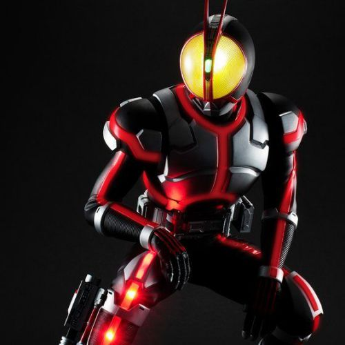 Ultimate Article 仮面ライダーファイズ
