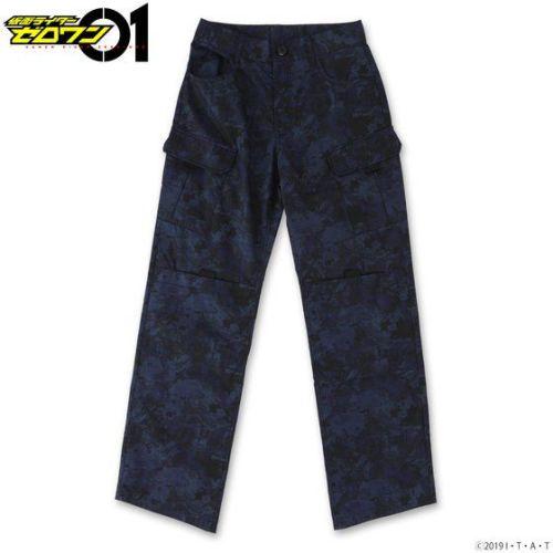仮面ライダーゼロワン A.I.M.S. SQUAD パンツ