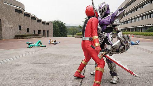 『騎士竜戦隊リュウソウジャー』第26話「7人目の騎士」