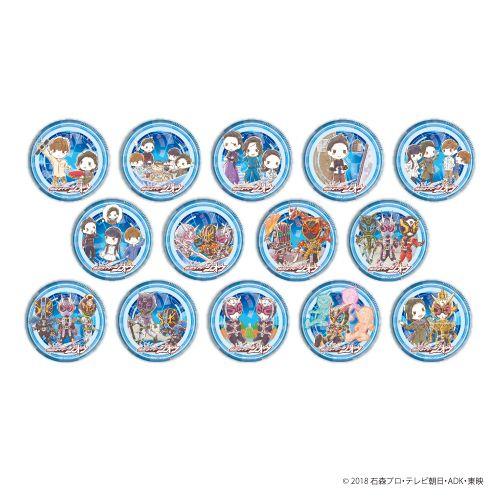 【グッズ-バッチ】仮面ライダージオウ 缶バッジ 01/ブラインド(グラフアート)