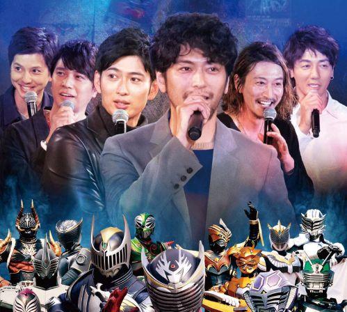 10月9日発売「仮面ライダー龍騎ナイト」DVDのジャケットが公開
