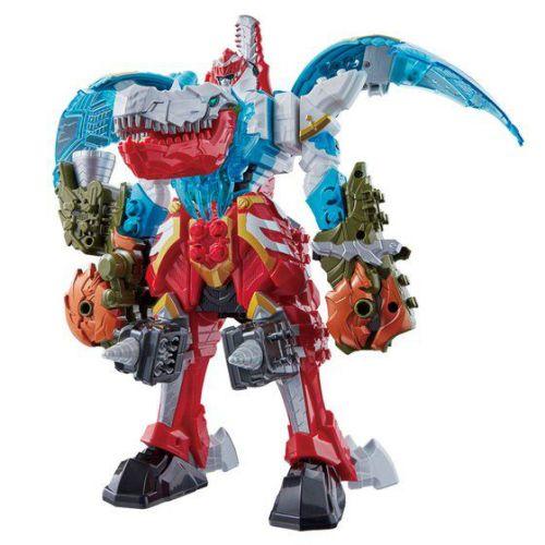 騎士竜戦隊リュウソウジャー「騎士竜シリーズ11 竜装変形 DXヨクリュウオー」