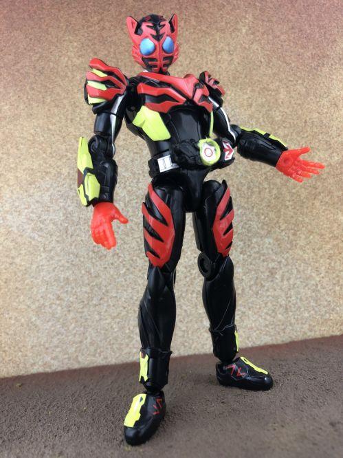 「装動 仮面ライダーゼロワン AI 02」が11月発売!ゼロワン フレイミングタイガーがラインナップ!
