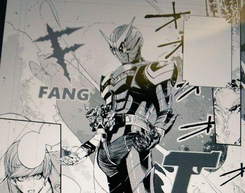 風都探偵「仮面ライダーW ファングトリガー」と「仮面ライダーアクセルブースター」が作画・佐藤まさきさんSNSで公開!