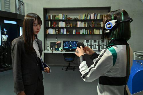 『仮面ライダーゼロワン』第9話「ソノ生命、預かります」