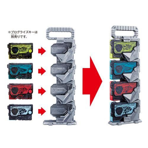 仮面ライダーゼロワン「プログライズキーコネクタ」が11月30日発売