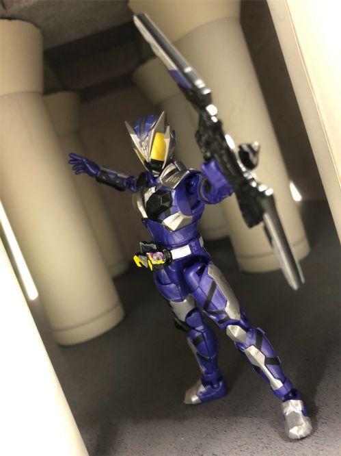 「装動 仮面ライダーゼロワン AI 03」に仮面ライダー滅 スティングスコーピオンがラインナップ