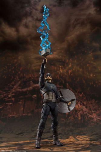 4月発売「S.H.Figuarts キャプテン・アメリカ -《FINAL BATTLE》EDITION-(アベンジャーズ/エンドゲーム)」