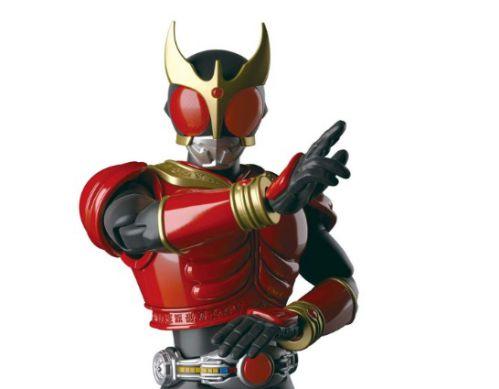 「フィギュアライズスタンダード 仮面ライダークウガ マイティフォーム」が2020年3月発売!