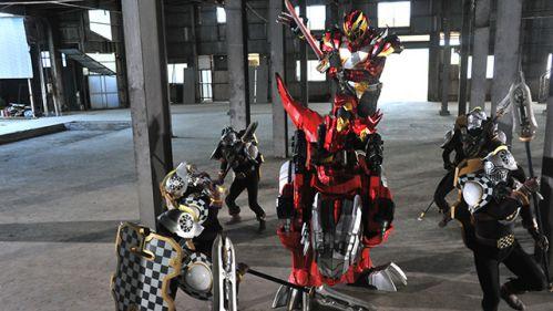 『騎士竜戦隊リュウソウジャー』第37話「誕生!最恐タッグ」