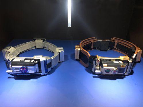 変身ベルトCSMシリーズ「ギャレンバックル&ギャレンラウザー」「オーガドライバー」「アクアドライバー」などが参考出品!