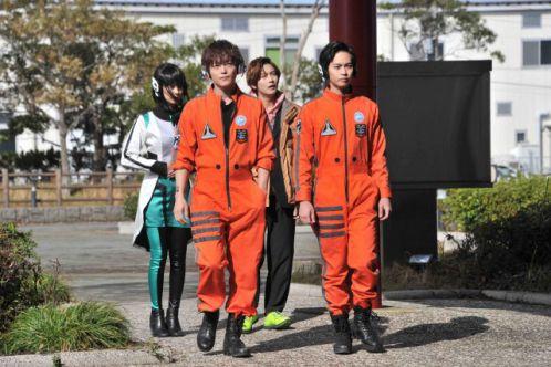 『仮面ライダーゼロワン』第14話「オレたち宇宙飛行士ブラザーズ!」