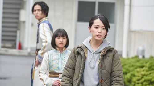 『騎士竜戦隊リュウソウジャー』41話に坂田梨香子さんが出演