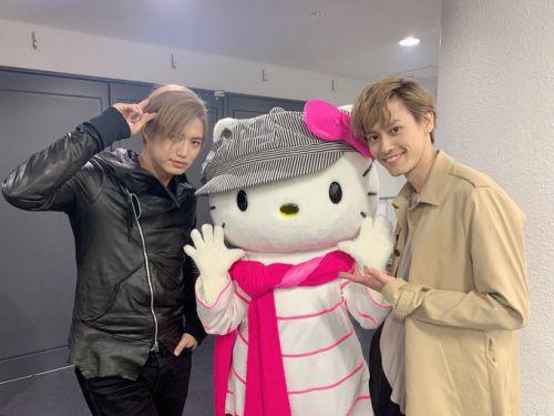 『仮面ライダーディケド』とハローキティがコラボ!井上正大さん&戸谷公人さんが超英雄祭2020に通りすがる!イベントは4/4開催