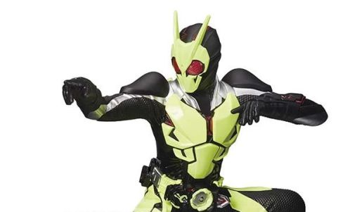 『仮面ライダーゼロワン』新フィギュアシリーズ「英雄勇像」が始動!ゼロワン ライジングホッパーが5月発売