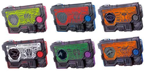 『仮面ライダーゼロワン』2月のDX玩具の発売日が明らかに!ビルドとエグゼイドのプログライズキー2/1発売~2/29まで