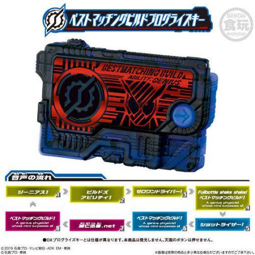 仮面ライダーゼロワン「SGプログライズキー06」が2月10日発売