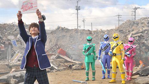 『魔進戦隊キラメイジャー』エピソード1「魔進誕生!」