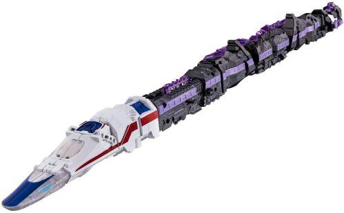 魔進戦隊キラメイジャー キラメイジャーロボシリーズ02 魔進合体 DXキングエクスプレスセット