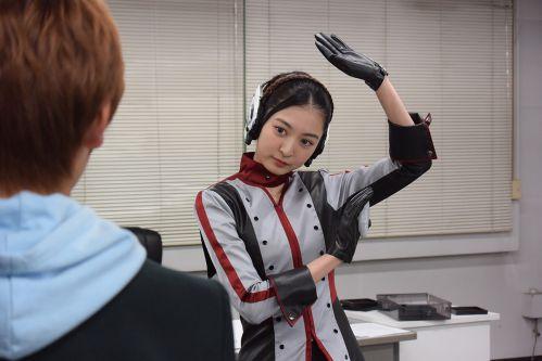 『仮面ライダーゼロワン』第31話「キミの夢に向かって飛べ!」