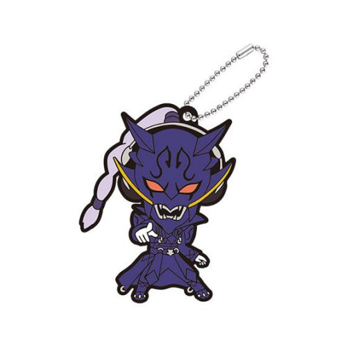 「仮面ライダー電王 イマジンカプセルラバーマスコット」が5月第4週発売