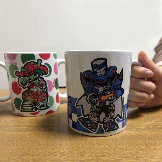 騎士竜戦隊リュウソウジャー×久正人 ライバル敵キャラシリーズ マグカップ