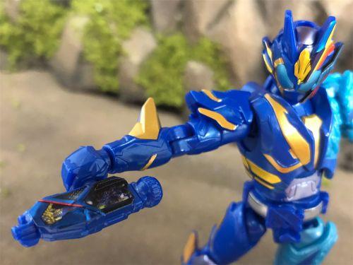 仮面ライダーゼロワン「装動 AI 07」に仮面ライダーランペイジバルカンがラインナップ