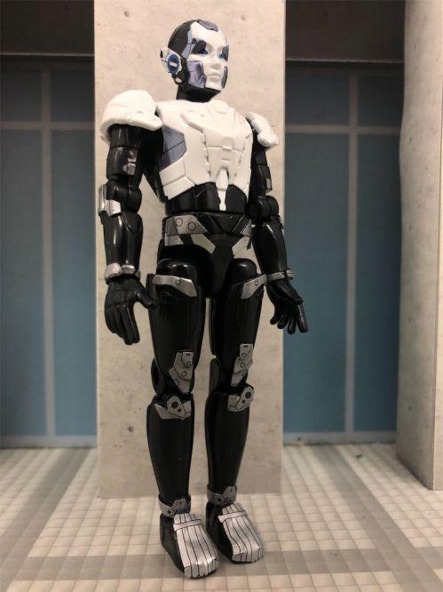 仮面ライダーゼロワン「装動 AI 08」にヒューマギアがラインナップ!