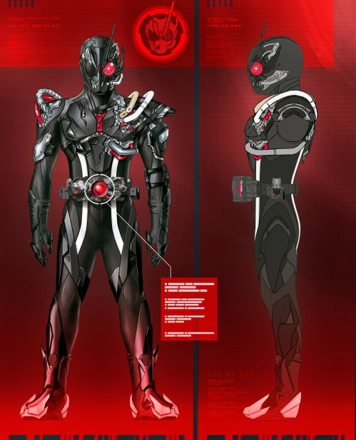 『仮面ライダーゼロワン』変身ベルトは「アークドライバー ゼロ」!仮面ライダーアークゼロが公開!全てを無に還す滅亡の方舟…!