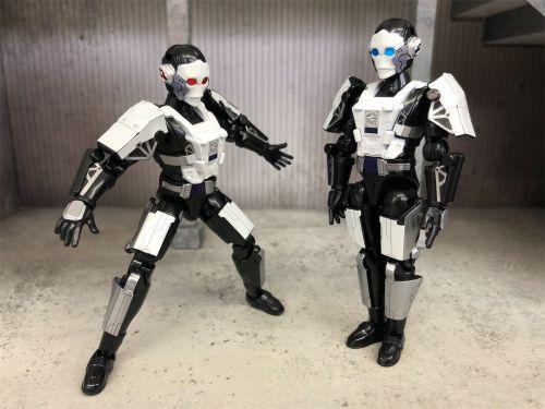 「装動 仮面ライダーゼロワン AI 09」に旧世代型ヒューマギアがラインナップ