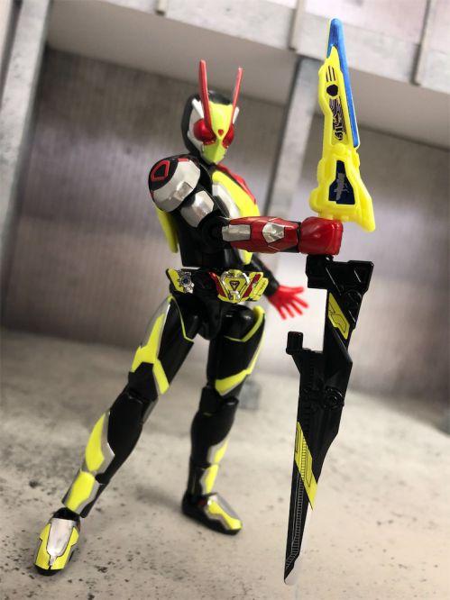 仮面ライダーゼロワン「装動 AI 09」に「仮面ライダーゼロツー」がラインナップ!さらに「仮面ライダーツクヨミ」も収録!