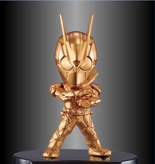仮面ライダーゼロワン「仮面ライダー ゴールドフィギュア02」に「仮面ライダーゼロツー」がラインナップ