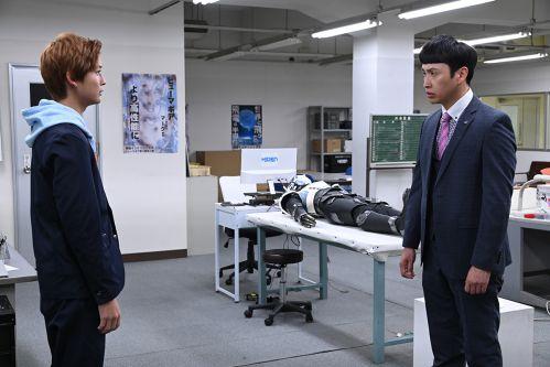 『仮面ライダーゼロワン』第37話「ソレはダレにも止められない」