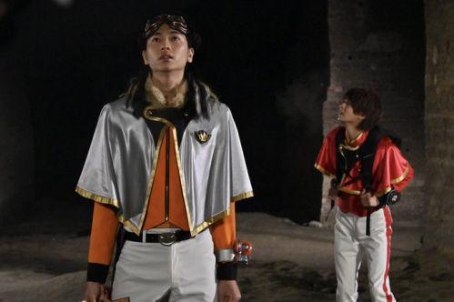 『魔進戦隊キラメイジャー』第14話「孤高のエース」