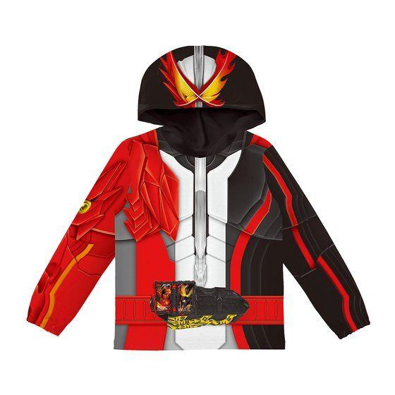 仮面ライダーセイバー 光る変身スーツ