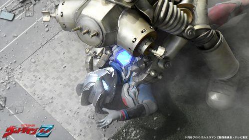 『ウルトラマンZ』第9話「未確認物質護送指令」キングジョーVSウインダム